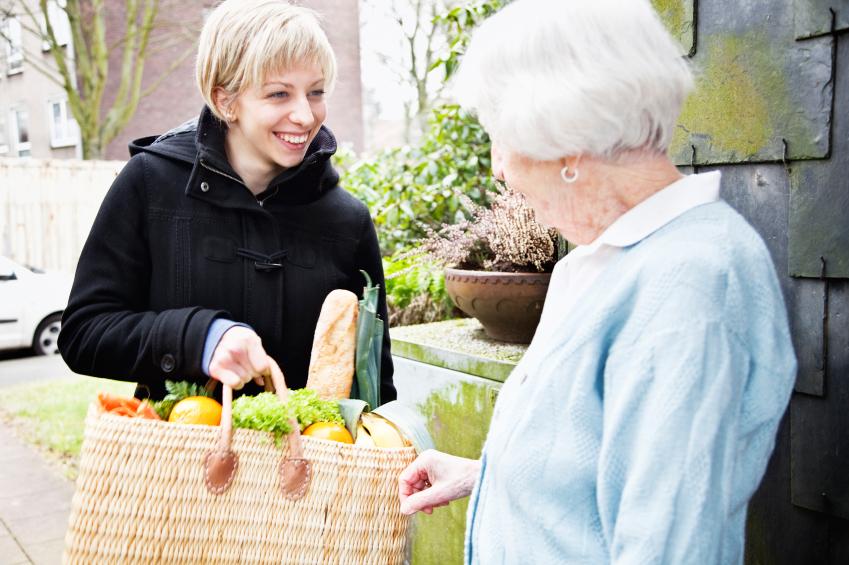 Personlig Omsorg - hjelp til å handle